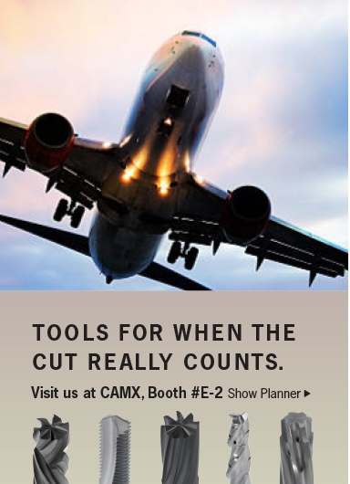 AMAMCO Tool at CAMX 2019