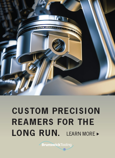 Custom Precision Reamers by Brunswick